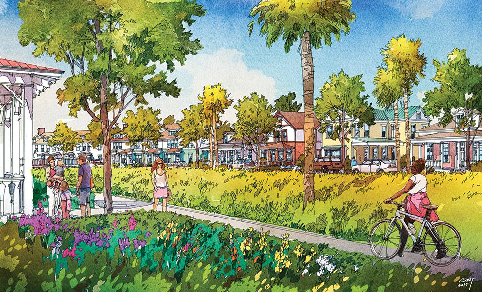 Florida_Lowcountry_Architecture_Wildlight_Village_Nassau_County_FL
